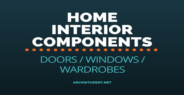 HOME INTERIOR COMPONENTS