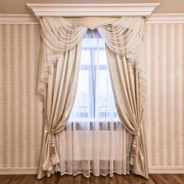 victorian style curtains