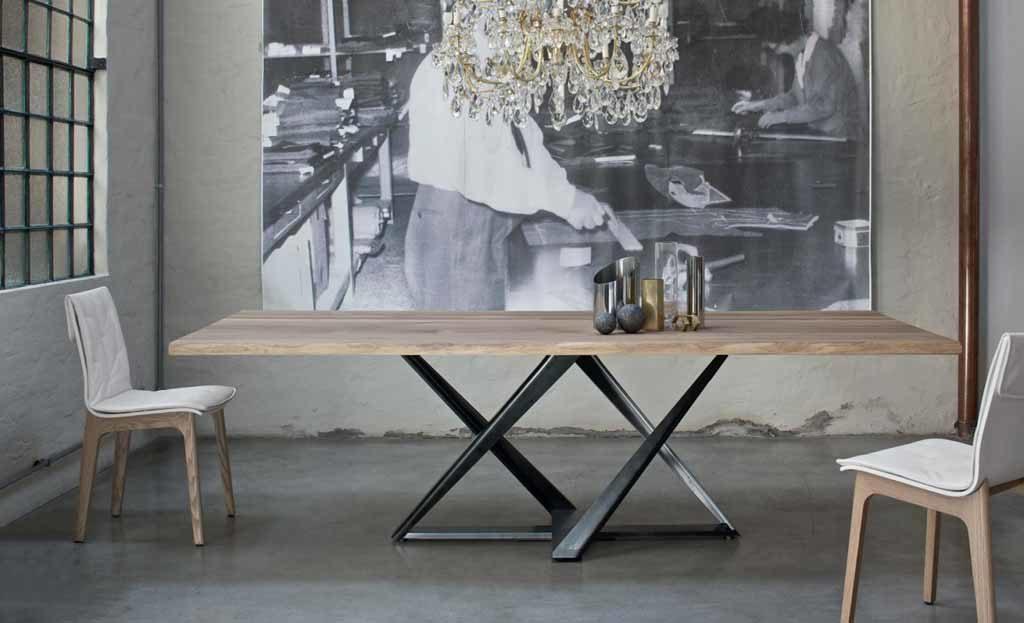 millenium bontempi dining table