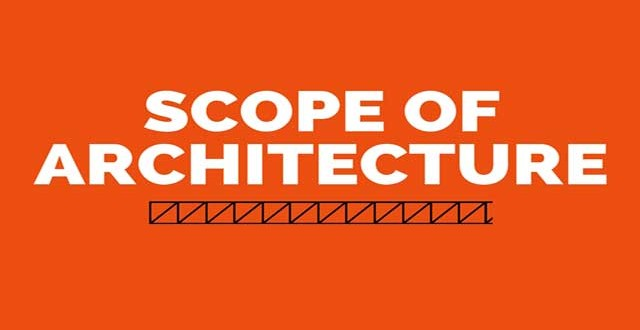 scope of architecture