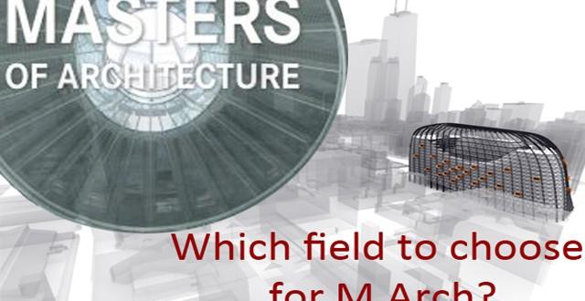 M.Arch