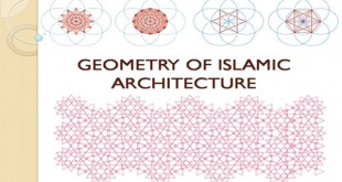 Geometry in Islamic Architecture