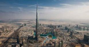 World tallest building - burj khalifa