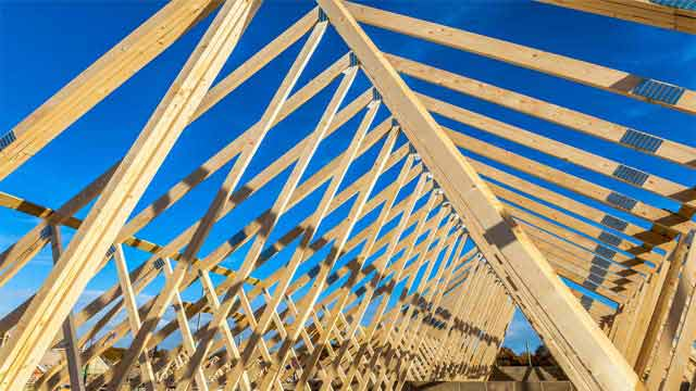 Prefab Walls and Trusses