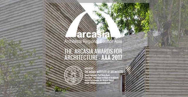 Arcasia architecture awards
