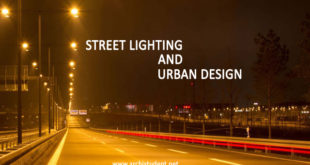 street lighting and urban design