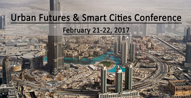 Urban Futures and Smart Cities