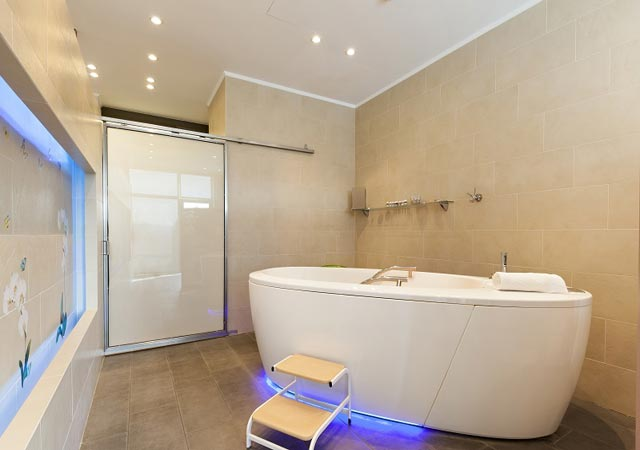 bathroom LED downlights