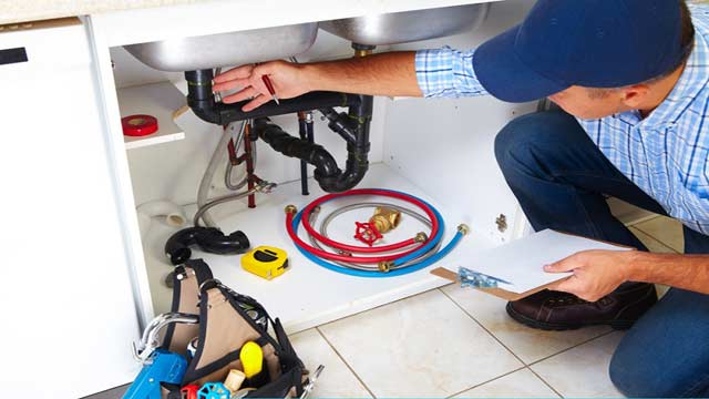 causes of blocked drains