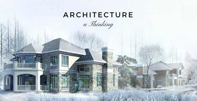 Architecture as a thinking