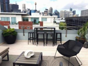 Innovative architectural design trends - Open rooftop decks